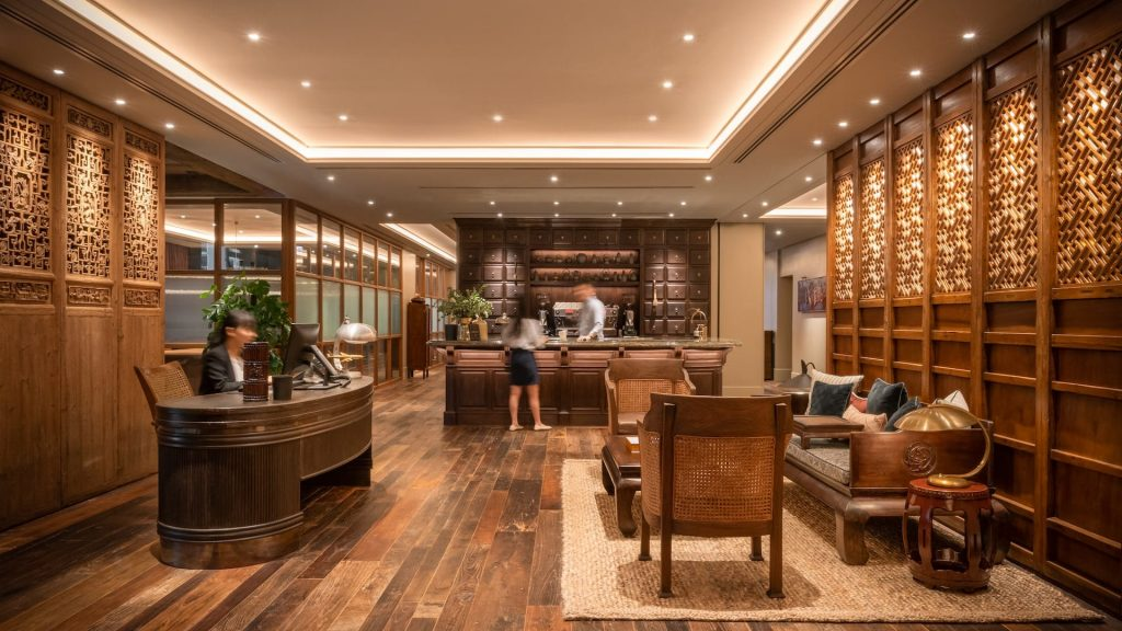 Hospitality Meets Corporate: Merx Inspires Global Hedge Fund Office