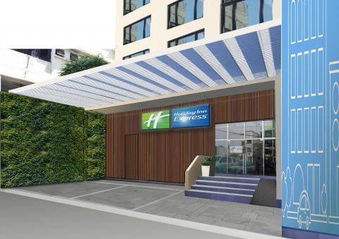 Holiday Inn Express by Merx