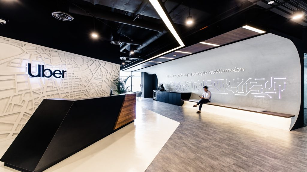 Client Success: Inspiring Uber's Asia Pacific Headquarters in Singapore