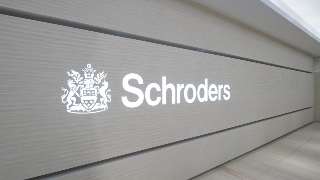 Client Success: Delivery of Schroders' New Hong Kong Office