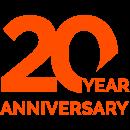 Merx 20th Year Logo